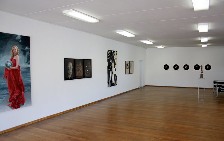 Pure Contemplation Without Knowledge 9 exhibition installation photograph by Ron Nyisztor