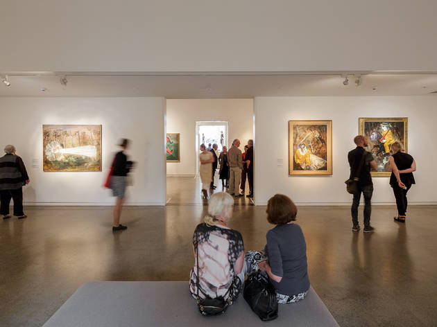 Heide Museum of Modern Art, Melbourne, photo: Jeremy Weihrauch